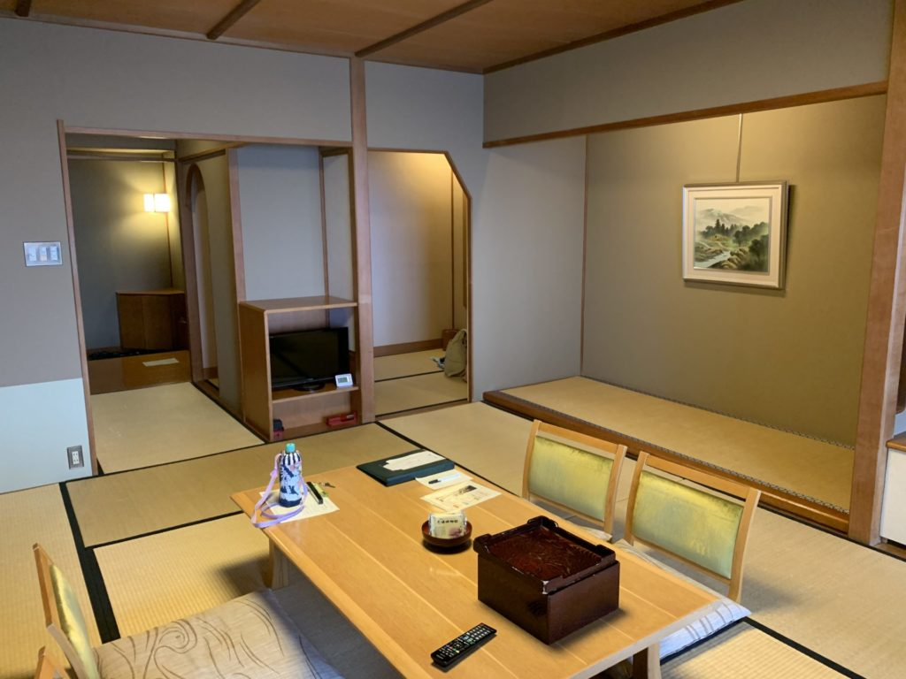 2畳の和室