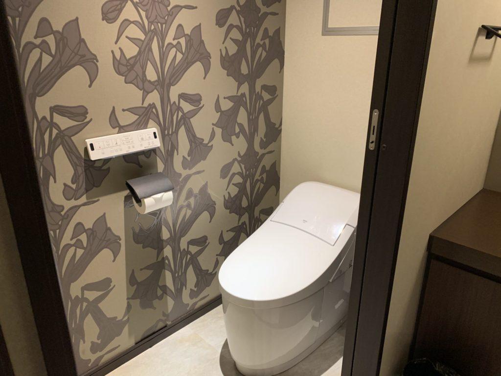 別府利休のトイレ