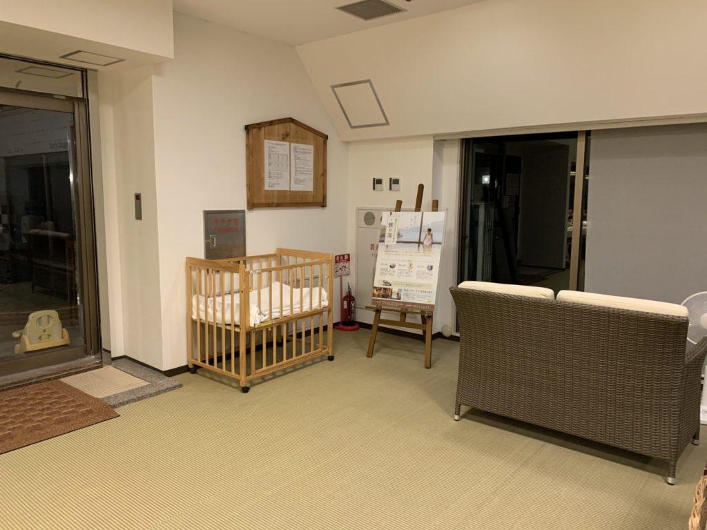 小豆島のホテルで断トツおすすめの理由③お楽しみ付きの温泉
