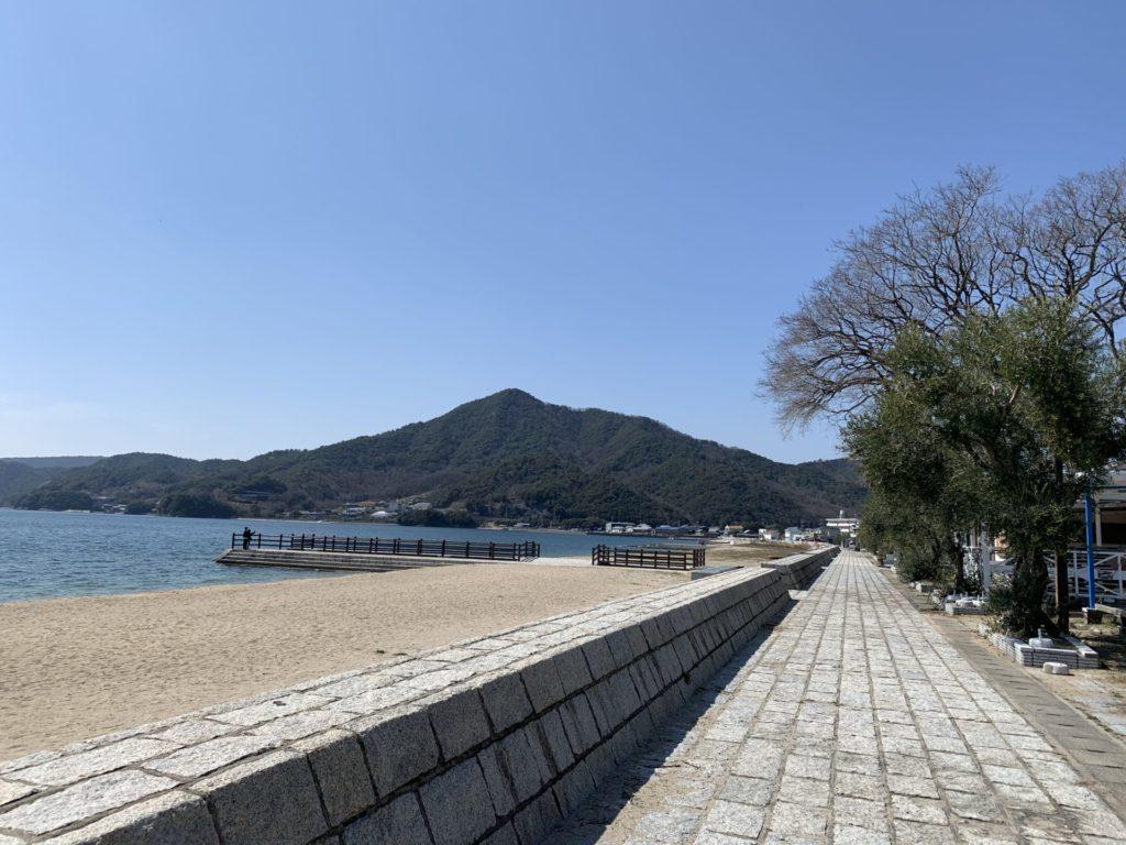 小豆島で車中泊なら道の駅 小豆島オリーブ公園が一押し!